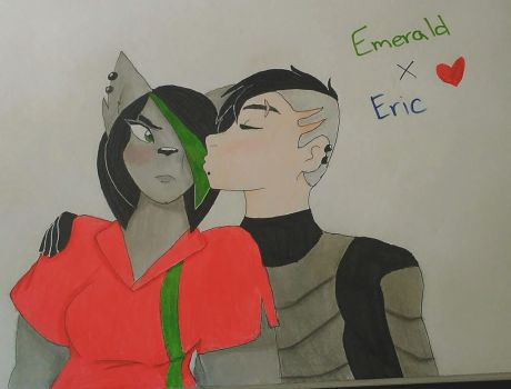 Couples War Contest Entry ~ by LittleMissCurly