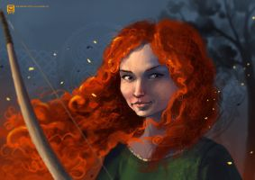 Merida by Raiddo