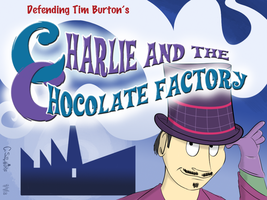 Mr Coat - Tim Burton's Charlie + the Choc Factory by qwertypictures