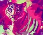 Another Tiger by SHADE-ShyPervert