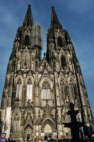 Germany - Cathedral by touch-the-flame