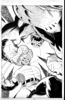 Old Man Logan variant by EdMcGuinness