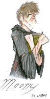 Remus Lupin: Moony by Omicheese