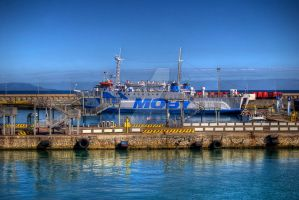 Ferry to Elba 2 by sandpiper6