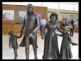 George Washington's Family by SPFan2