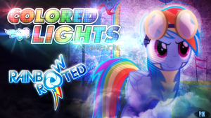Colored Lights (Wonderbolts Academy VIP) by KibbieTheGreat