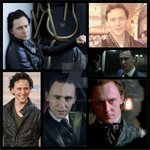 Tom Hiddleston Wallpaper by azure7898
