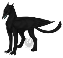 Rare Black Lusus by Sauriv