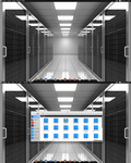 Arch KDE Data Center by CraazyT