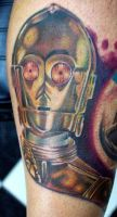 c3po by pantsatpants