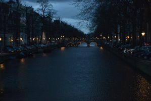 Amsterdam by NoLightArtist