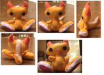 Dragon Plushie by VoxRobotics