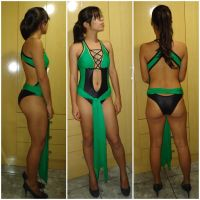 Project Jade Mortal Kombat 9: ongoing by Marysaura