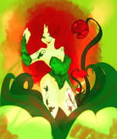 Poison Ivy by Vixcoon