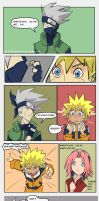 Kakashi's truth... by NeoSlashott
