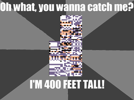 Advice Missingno by WeegeeDude