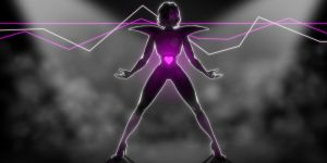 Mettaton EX -How are you on the dance floor? by Leda456