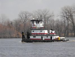 Mississippi Boat by laners-08
