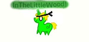 InTheLittleWood Chibi Pony by DemonMiner