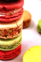 Macaroons by i-can-talk