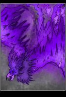 Amethyst Phoenix by assassin-sylk