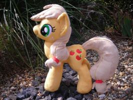 Minky Applejack 1 (sold) by JusticeOfElements