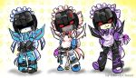 Maid Seekers 01 by BloodyChaser