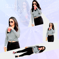 Png Pack (15) Selena Gomez by DLCeren19