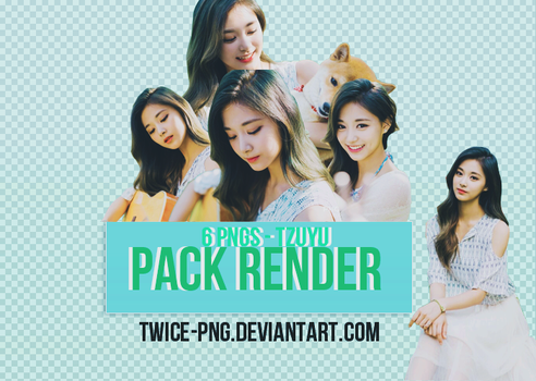 [PACK RENDER #08] Tzuyu (TWICE) x Pholar Day 3 by TWICE-PNG
