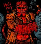 HellBoy by Robokatt12