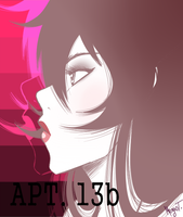 APT.13b - Carrie by FrostedAlibi