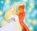 Fionna and flame prince by The-Danitor