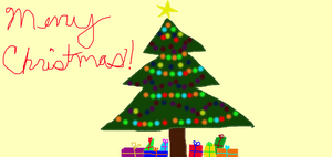 Merry Christmas 2012 by neice1176
