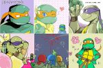 TMNT Oekakis 01 by Rcaptain