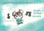 Hoppa Eugenam Style by KingFlurry