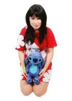 lilo and stitch cosplay by lilkimmi27