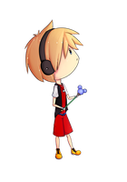 pewdie KH by Drawn-Mario