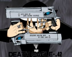 Soul Eater - KID Death Eagle by ChristianStrange3