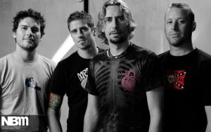 Nickelback Wallpaper by Creamania