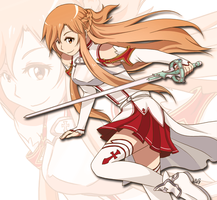 Asuna by PhantomClark