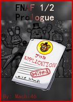 FNAF 1/2 Prologue Cover by machi46