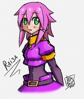 [COLOR ONLY] Raisa by Lady2011 by MinerofSkies