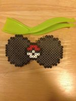 Update: Pokemon Bow Hair Clip by StumpChump