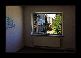 Room with a view II by holala830