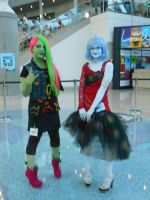 Monster High- Comikaze Expo 2013 by MidnightLiger0