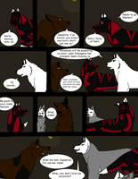 Wolf tracks page 151 by alicesapphriehail