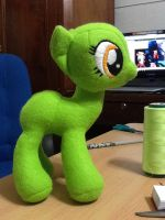 Pony WIP 2 by galphath