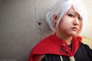 Final Fantasy Type-0: In the Eyes of Death by AristoMercu
