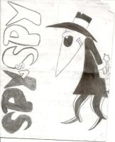 Spy VS Spy by LittleKidd