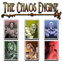 The Chaos Engine (2013) by POOTERMAN